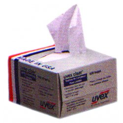 "Uvex / Sperian - 763-S462 - Lens Cleaning Tissue, Tissue Size 4-7/8 x 7-7/8"", Tissue Count 500"