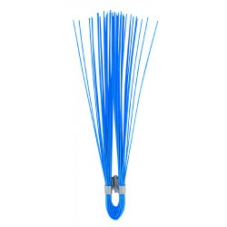 "Presco - W6-B - 6"" Marking Whiskers Blue"