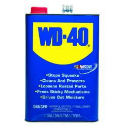 WD-40 - 10110 - WD40 LUBRICANT 1 GALLONOPEN S (Case of 4)