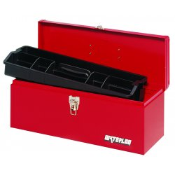 Waterloo - HM1630 - Tool Box 16 In Waterloo Metal, EA