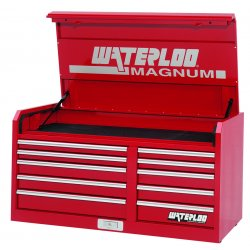 "Waterloo - MG4610 - 46"" 10-drawer Chest Magnum Series, Ea"