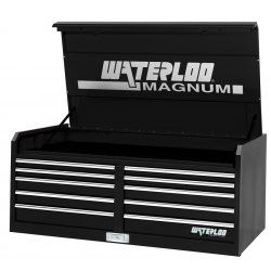 Waterloo - MG5610BK - Magnum Chests (Each)