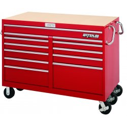 "Waterloo - MG5612 - 56"" 12 Drawer Cart Nagnum Series, Ea"