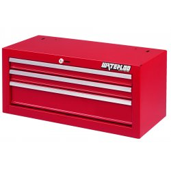 "Waterloo - ML-303 - 26""x12"" 3-drawer Intermediate Chest, Ea"