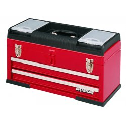 "Waterloo - PCH2025 - 20"" 2 Drawer Portable Chest, Ea"