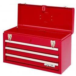 Waterloo - PCH2030 - Tool Chest 3 Drawer Waterloo 11 3/4 In. Hx20 1/2 In. W Steel, EA