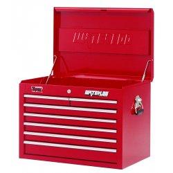 Waterloo - TRX267 - Tool Chest 7 Drawer Waterloo Traxx 19 3/4 In. Hx26 In. W Steel, EA