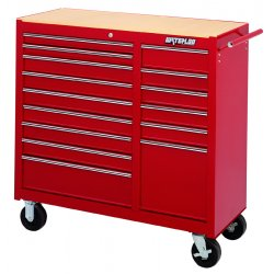 Waterloo - WI-1500 - 15 Drawer Standard Toolcart, Ea