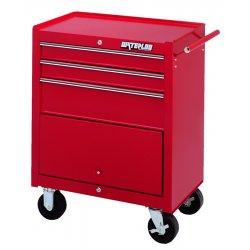 Waterloo - WI-300 - Tool Cabinet Pro Series 3 Drawer Roller Cabinet Waterloo 29 1/4 In. Hx26 1/2 W Steel, EA