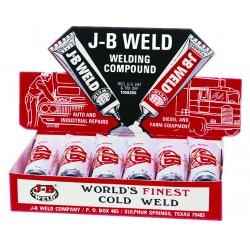 J-B Weld - 8265 - J-b Weld Display