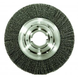 Weiler - 06440 - Crimped Wire Wheels - Medium Face