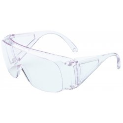 Sperian Protection - 11180031 - Willson by Polysafe Safety Glasses with Wide Viewing Area