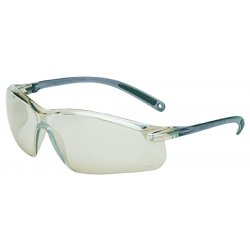Honeywell - A704 - North by Honeywell A700 Wilson Safety Glasses With Gray Frame And Silver Mirror Indoor/Outdoor Polycarbonate Anti-Scratch Hard Coat Lens