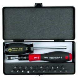 Wiha Quality Tools - 28590 - Torque Vario-s Bit Set