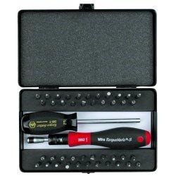 "Wiha Quality Tools - 28595 - Torque Driver Set, 1/4"", 10 to 50 in.-lb."