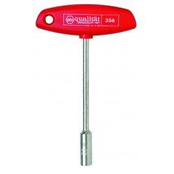 "Wiha Quality Tools - 33677 - 1/2""x6"" T-handlenutdriver"