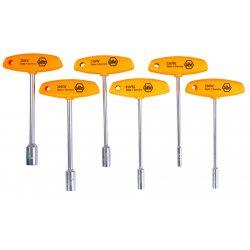 Wiha Quality Tools - 33690 - 6pc Nutdriver Set W/t Handle
