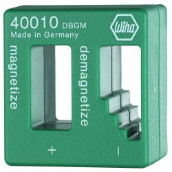 Wiha Quality Tools - 40010 - Magnetizer/Demagnetizer for screwdrivers