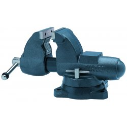 """Wilton - 10200 - Wilton 3 1/2"""" X 5"""" Jaw 1/8"""" - 2 1/2"""" Pipe Ductile Iron Combination Pipe And Bench Vise"""