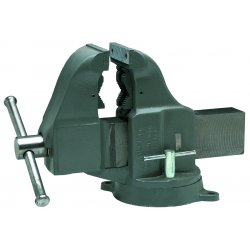 Wilton - 10406 - Wilton 10406 6' Jaw Combo Pipe Bench Vises 10' Opening 7-1/8' Depth - 10406