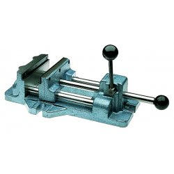 Wilton - 13402 - Wilton 6' X 6 3/16' Jaw Quick Acting Drill Press Vise With Stationary Base, ( Each )