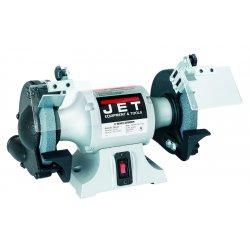 JET Tools / Walter Meier - 577101 - 6 Bench Grinder, 115V, 1/2 HP, 3450 Max. RPM, 1/2 Arbor, 3.0/1.5 Amps