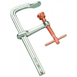 Wilton - 63268 - Copper Plated L-Clamps - Handle Material - Steel (Each)