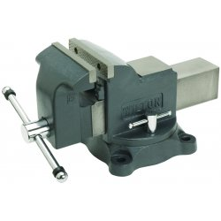 "Wilton - WS8 - 8"" Ductile Iron Workshop Vise, 4"" Throat Depth"