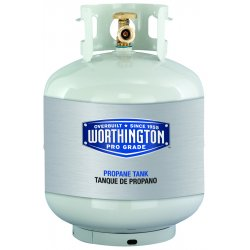 Worthington Cylinders - A200145WC1 - 20-lb Cylinder W/opd Overfill Prevention