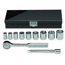 Wright Tool - 327 - 11-pc. 3/8dr Standard Socket Set 6pt