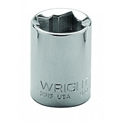 "Wright Tool - 3310 - 3/8"" Dr 5/16"" 8pt Spec Socket, Ea"