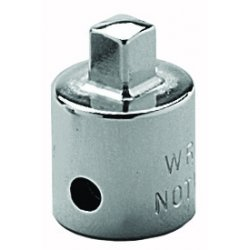 "Wright Tool - 3452 - 3/8""dr Hdl Adaptor 3/8""female X 1/4""male, Ea"