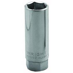 "Wright Tool - 3588 - 18mm Spark Plug Holdingsocket 3/8""dr 6pt, Ea"
