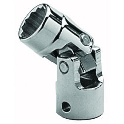 "Wright Tool - 3718 - 9/16"" 3/8""dr 6pt Flex Socket, Ea"