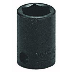 "Wright Tool - 3818 - 9/16"" 3/8""dr 6pt Std Impact Socket, Ea"