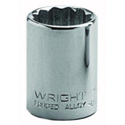 "Wright Tool - 4131 - 31/32"" 12pt 1/2""dr Standard Socket, Ea"