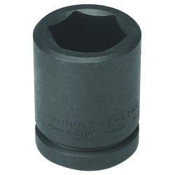 "Wright Tool - 68-33MM - 33mm 3/4""dr 6pt Std Metric Impact Sock, Ea"