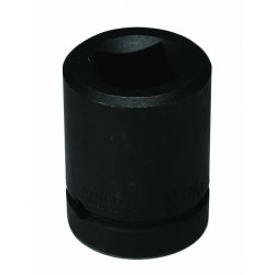 "Wright Tool - 8893 - 13/16"" Alloy Steel Budd Wheel Socket with 1"" Drive Size and Black Oxide Finish"
