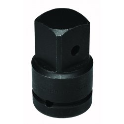 "Wright Tool - 8902 - Wright Tool 1"" X 1/2"" X 3 1/2"" Black Alloy Steel Impact Adapter"