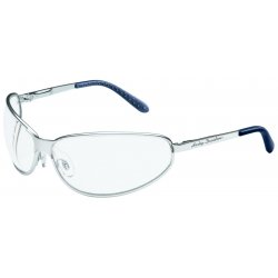 Harley-Davidson - HD513 - Harley Davidson HD513 Safety Glasses, Black Frame Silver Mirror Lens