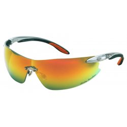 Harley-Davidson - HD800 - Dwos Hd 800 Series Silver Temples-orange Mirror