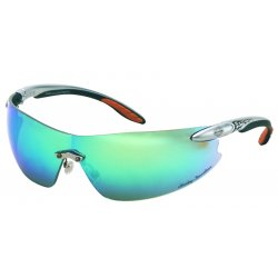 Harley-Davidson - HD801 - Dwos Hd 800 Series Silver Temples-blue Mirror Le