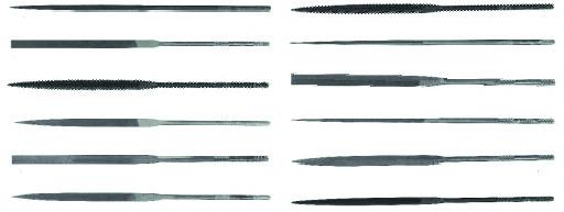 Apex Tool - 37619 - 5-1/2 Rhn-2 Equaling Needle File at Sears.com