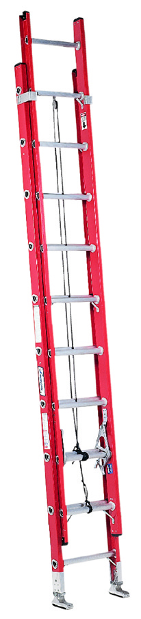 Louisville Ladder - FE7236 - Extension Ladder, Plate Connect, 36 ft, Fg at Sears.com