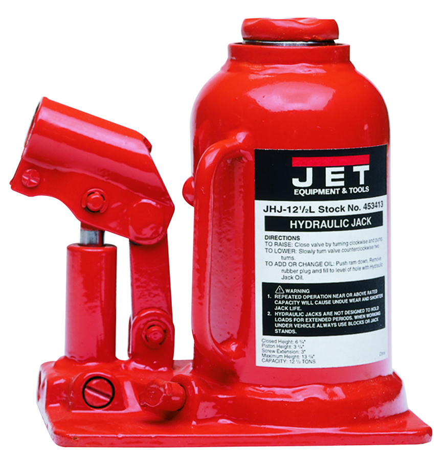 JET Tools / Walter Meier - 453317 - Jhj-17-1/2 17-1/2t Cap.hydraulic Jack-ind. H at Sears.com