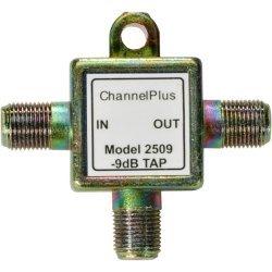 Channel Plus - 2509-10 - Tap Lng 9db Drop 50-1000m Pk10