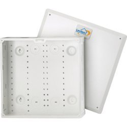 Leviton - 155-47605-14W - Leviton Structured Media Enclosures with Cover - Enclosure - White