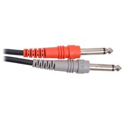 Hosa - CPP-204 - Hosa Standard Stereo Interconnect Cable - Phono Male Stereo - Phono Male Stereo - 13.12ft
