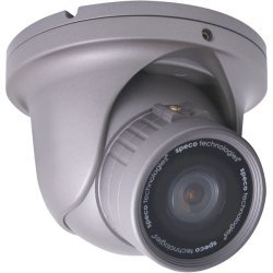 Speco - HT-INTD9 - Speco Intensifier 2 Series HTINTD9 Weatherproof Dome Camera - Color - CCD - Cable