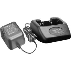 Kenwood - KSC-37 - Kenwood Rapid Rate Charger for TK-3230 Radios - 3 Hour Charging - 120 V AC Input - AC Plug
